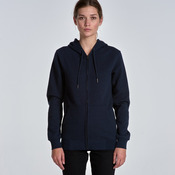 AS Colour INDEX ZIP HOOD