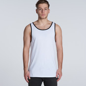 AS Colour CONTRAST SINGLET