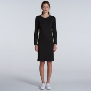AS Colour MIKA L/S DRESS Thumbnail
