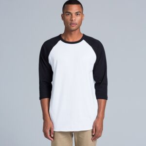 AS Colour RAGLAN TEE (New) Thumbnail