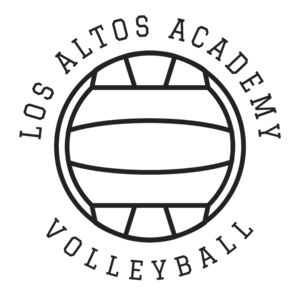 Volleyball Template DNT002 BW Thumbnail