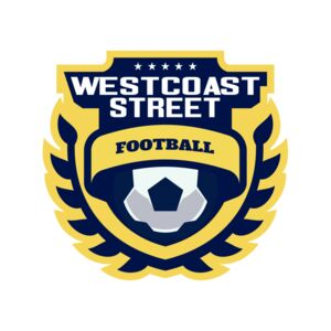 West Coast Street logo template Thumbnail