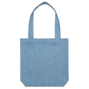 AS Colour DENIM CARRIE TOTE Thumbnail
