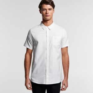 AS Colour OXFORD S/S SHIRT Thumbnail