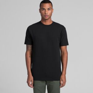 MENS BLOCK TEE (3XL-5XL) - 5050B Thumbnail